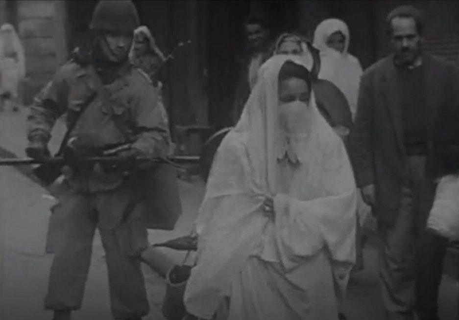 guerra d'algeria donne