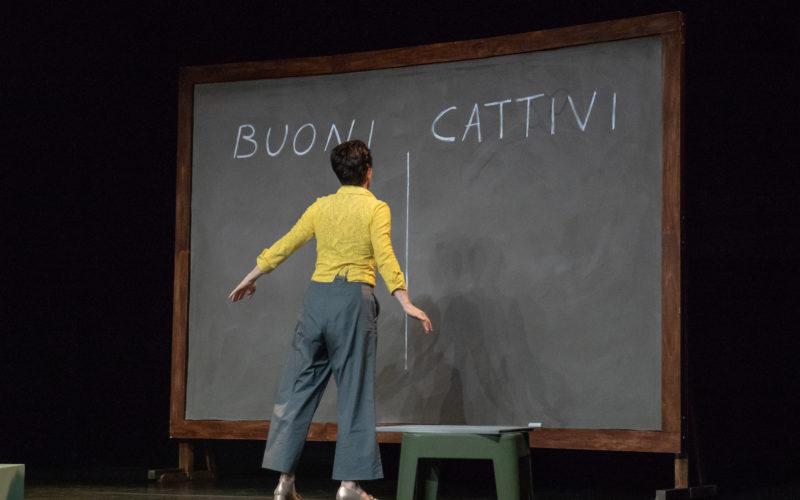 ANTONELLA QUESTA Infanzia Felice - foto di Antonio Ficai