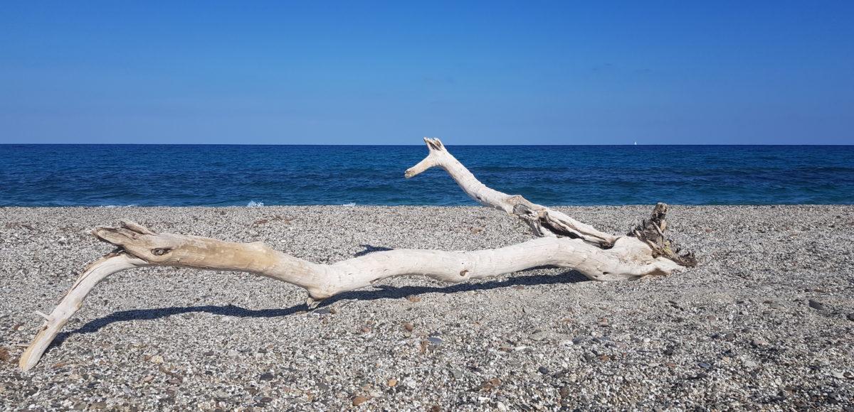 Spiaggia di Murtas a Quirra foto Nicoletta Pucci per FIlosofemme